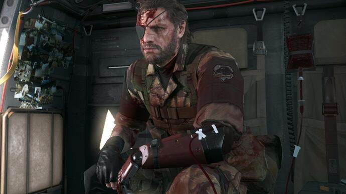 Metal Gear Solid 5: The Phantom Painreview