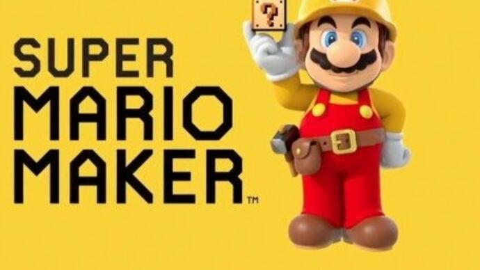 Super Mario Maker patch past ontgrendelregels aan