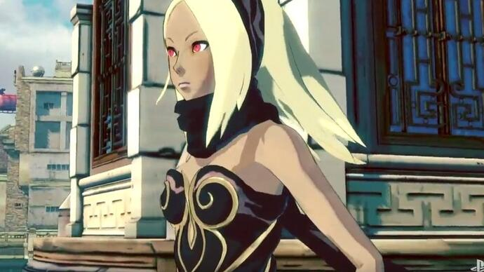 Gravity Rush 2 announced exclusively for PS4