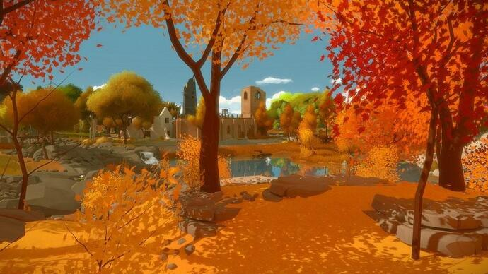 The Witness release date set for January on PS4 andPC