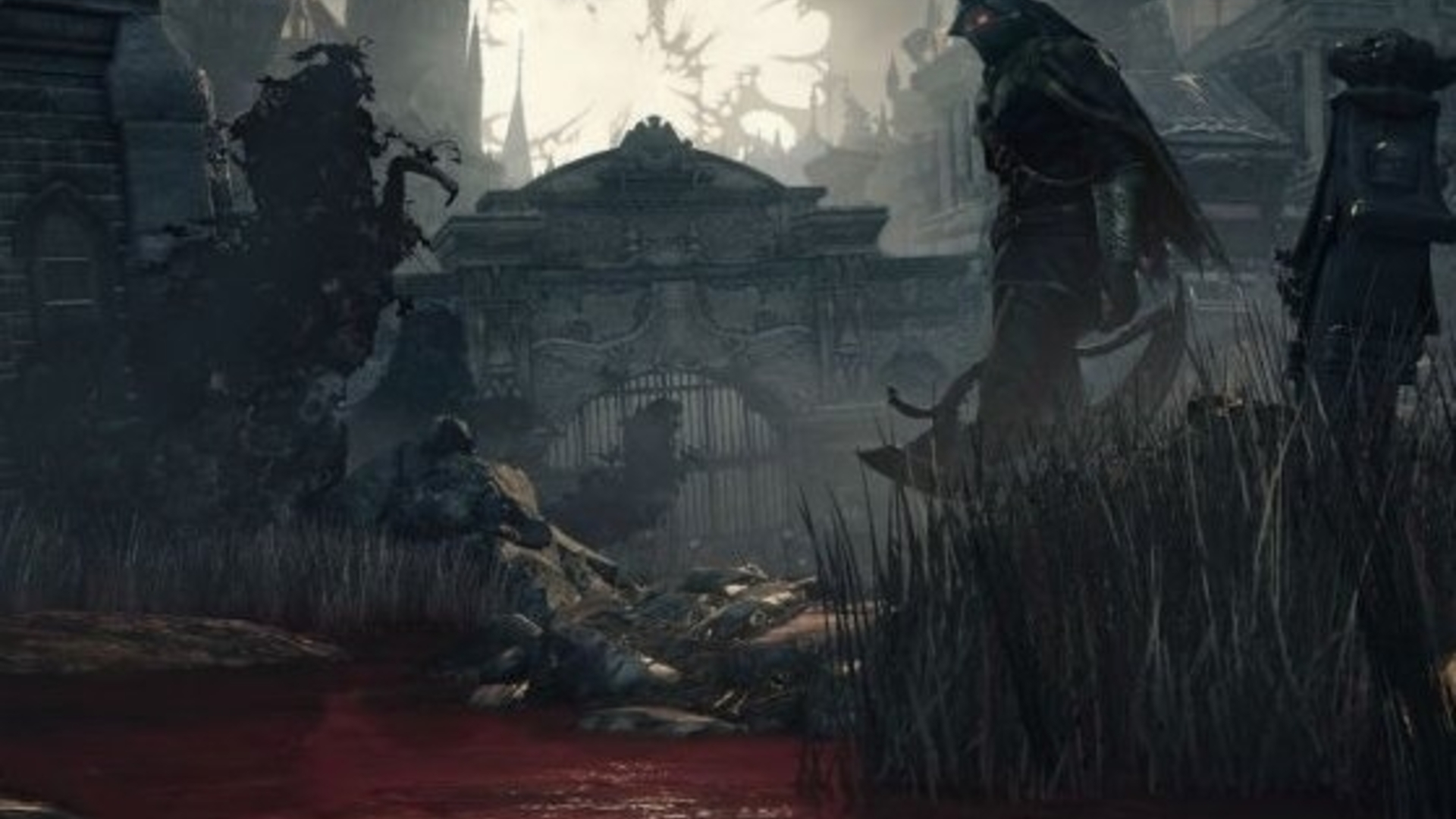 See Bloodborne's new DLC in action