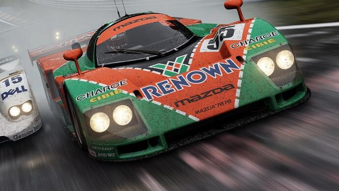 Forza Motorsport 6review