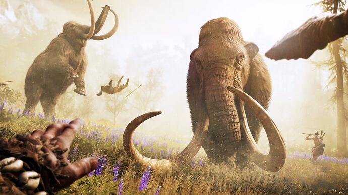 Stone Age-set Far Cry Primal launches inFebruary