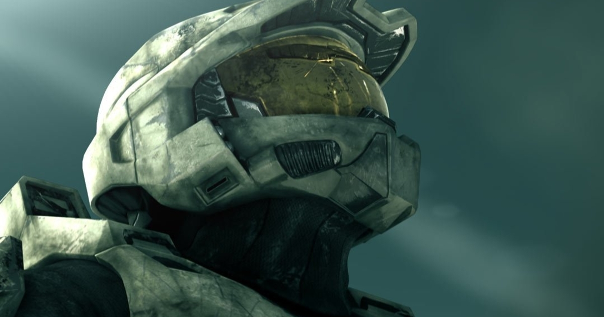 Why I Hope We Never See Master Chief S Face Eurogamer Net