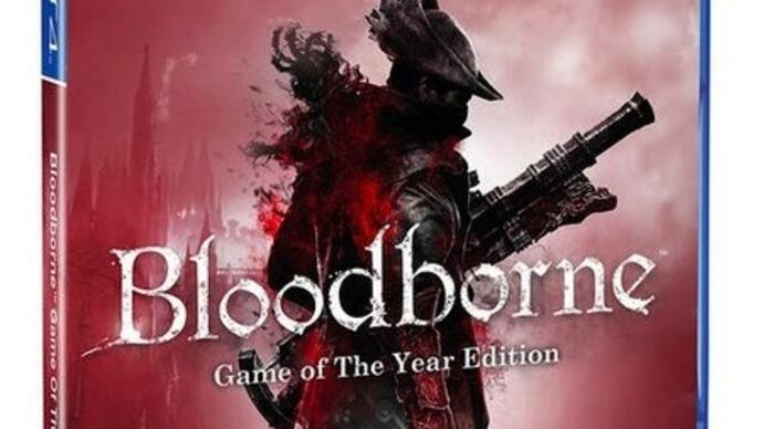 Bloodborne Game of the Year Edition launches this November