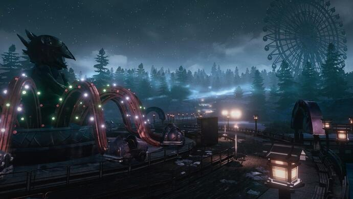 Funcom's single-player horror game The Park gets a release date