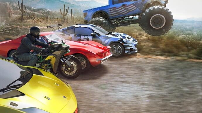 1000 The Crew Wild Run closed beta keys up for grabs