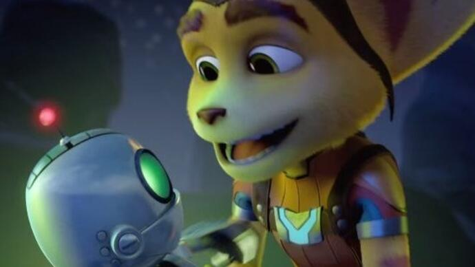 Watch the Ratchet & Clank movie's first full length trailer