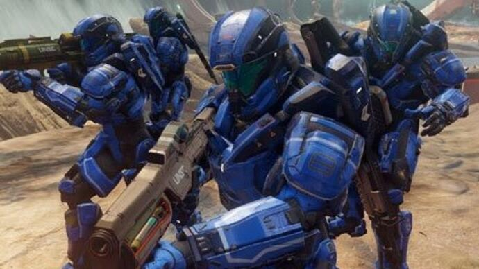 Halo 5's day one multiplayer update is 9GB