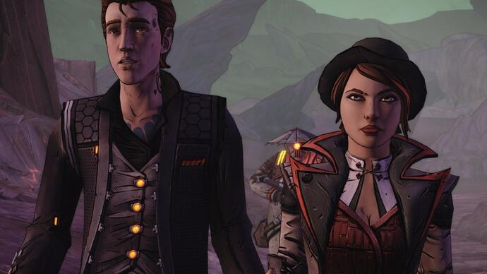Tales from the Borderlands Season Onereview