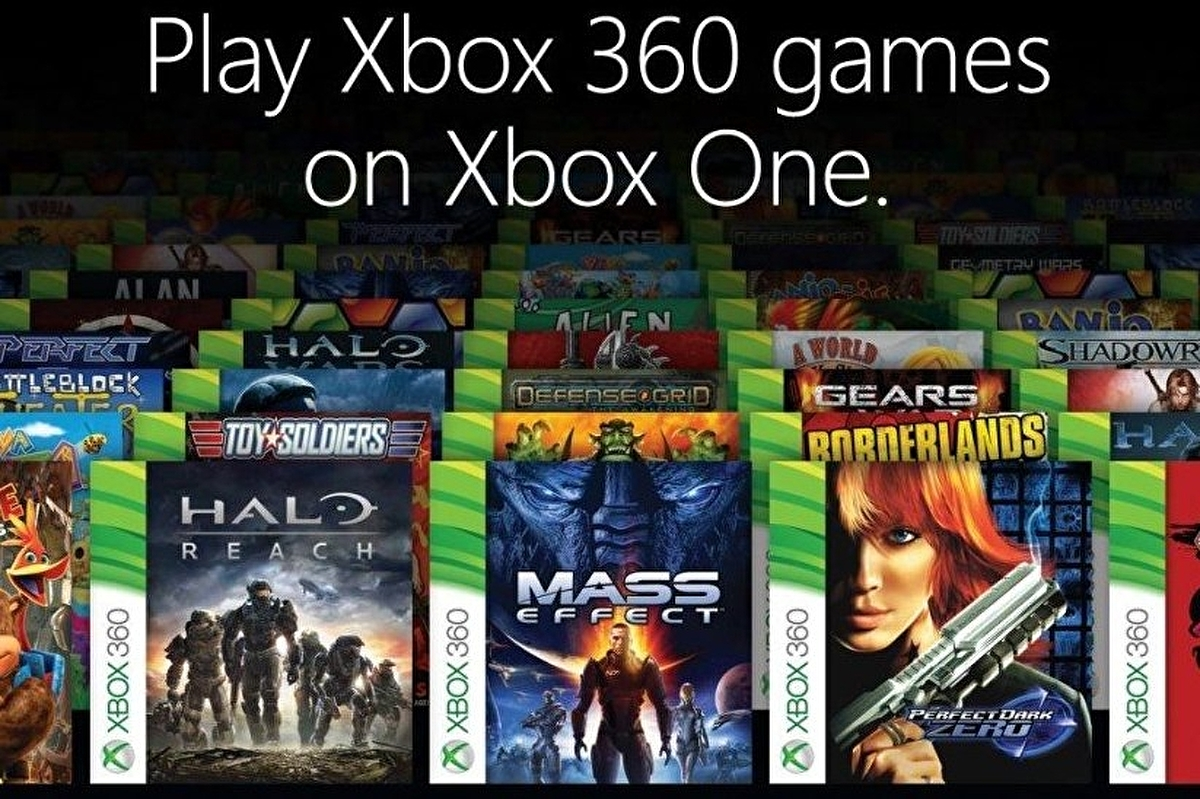 Xbox One backwards compatibility dated for November
