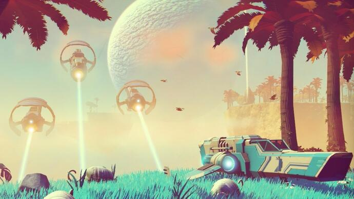 No Man's Sky release date set for June 2016