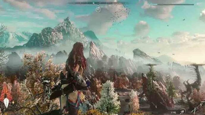 Nieuwe gameplay trailer Horizon: Zero Dawn toont jacht
