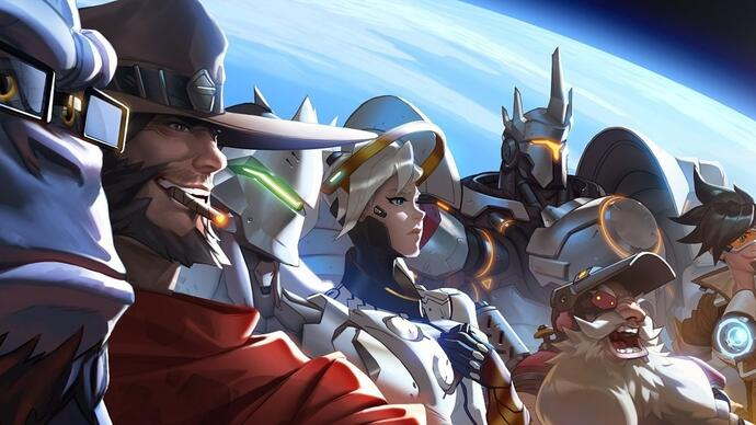 Overwatch beta now live in Europe andAmerica