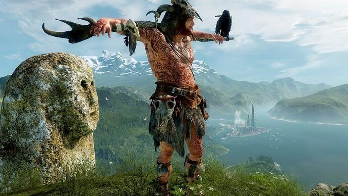 Michel Ancel reveals PlayStation 4-exclusive Wild gameplay