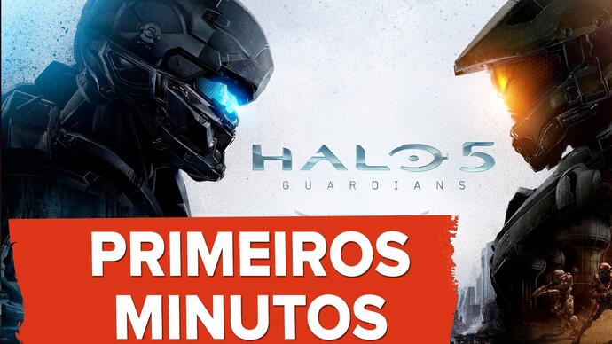 Gameplay de Halo 5: Guardians