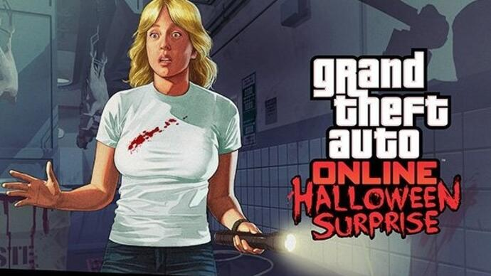 GTA Online krijgt Halloween Surprise update