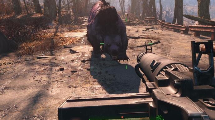 Big Fallout 4 gameplay leak a week before launch