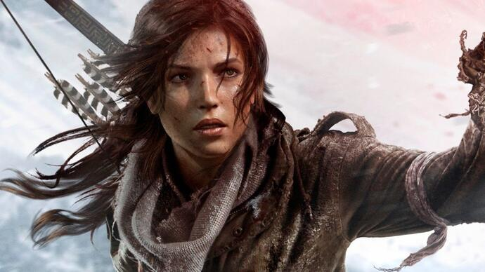 Watch: Ian shows off Rise of the Tomb Raider gameplay