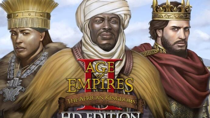 The new Age of Empires 2 expansion is called The AfricanKingdoms