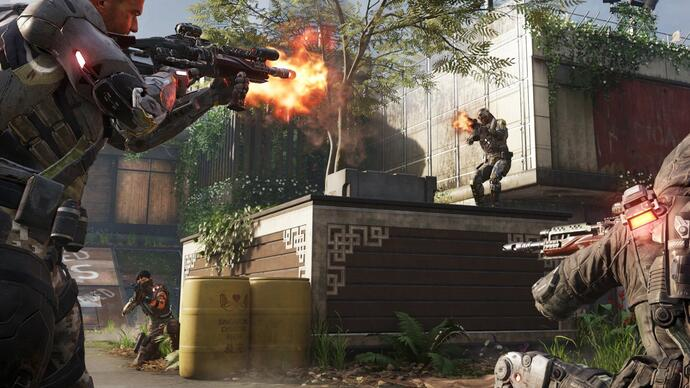 Altri 20 minuti di gameplay per Call of Duty: Black Ops 3 Zombies