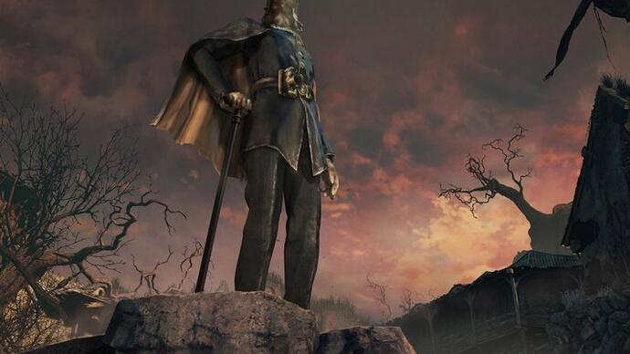 Bloodborne free update will add new covenant andhunters