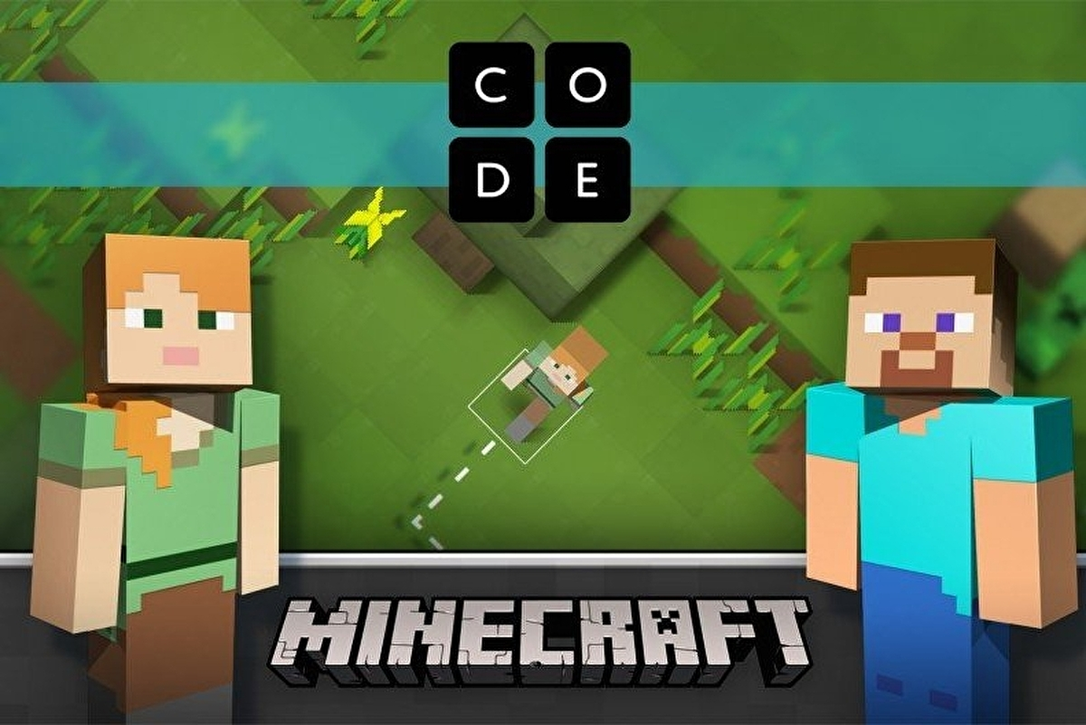 Now you can learn code while playing Minecraft • Eurogamer net