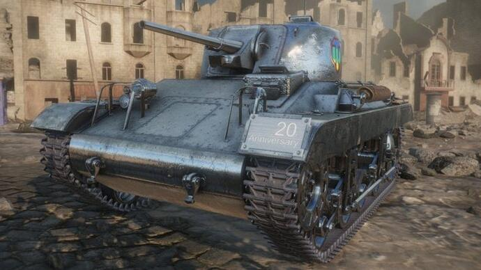 World of Tanks PS4 open beta dated forDecember