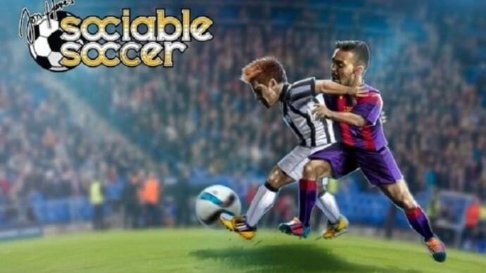 Sociable Soccer si mostra in un nuovo video gameplay
