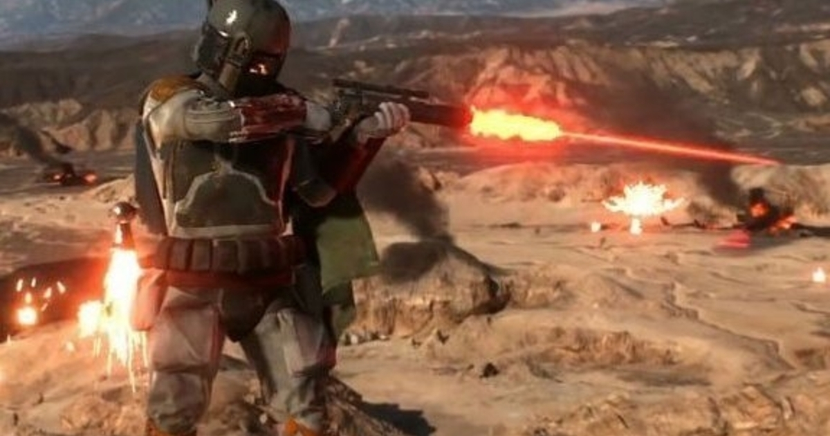 Face Off Star Wars Battlefront Eurogamer Net
