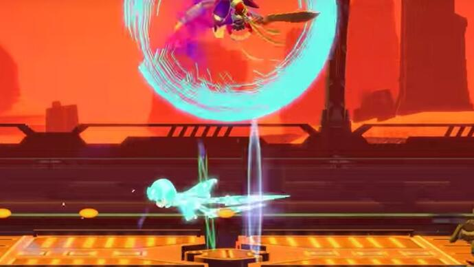 Mighty No. 9 game modes shown off in newtrailer