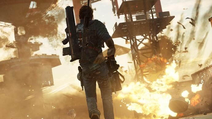 Just Cause 3review