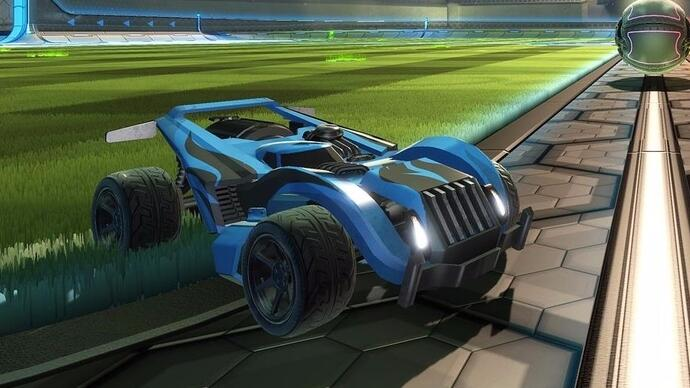 Rocket League confirmado para a Xbox One