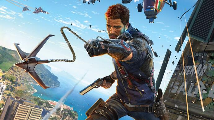 Face-Off: Just Cause3