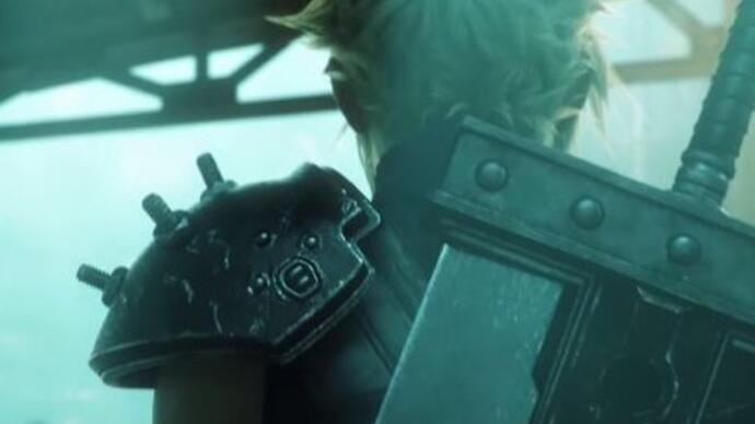 Here's the first Final Fantasy 7 gameplay footage