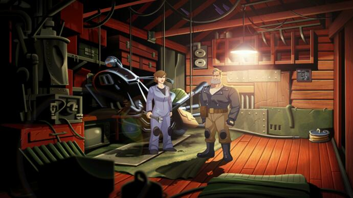 Full Throttle Remastered coming to PS4, Vita and PC in2017