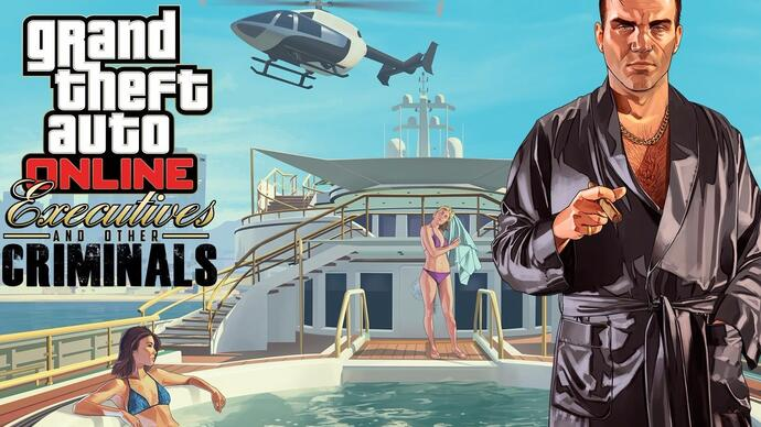 Executives and Other Criminals update aangekondigd voor GTA Online