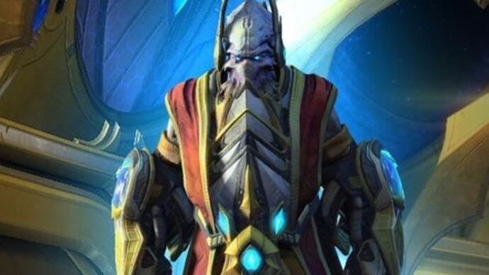 Update StarCraft 2: Legacy of the Void voegt Karax commander toe