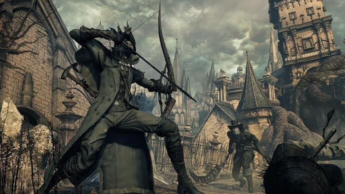 Bloodborne's latest update adds new opportunities to max outweapons