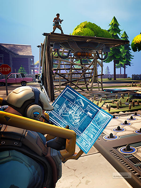 Epic games 39 fortnite reappears in new footage for Chair in fortnite