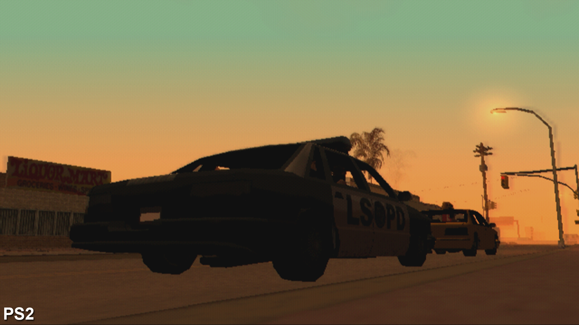 GTA: San Andreas HD on Xbox 360 is a mobile port ...