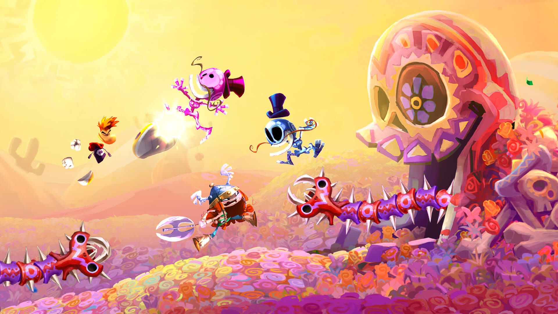 What the Delay has Done for Rayman Legends
