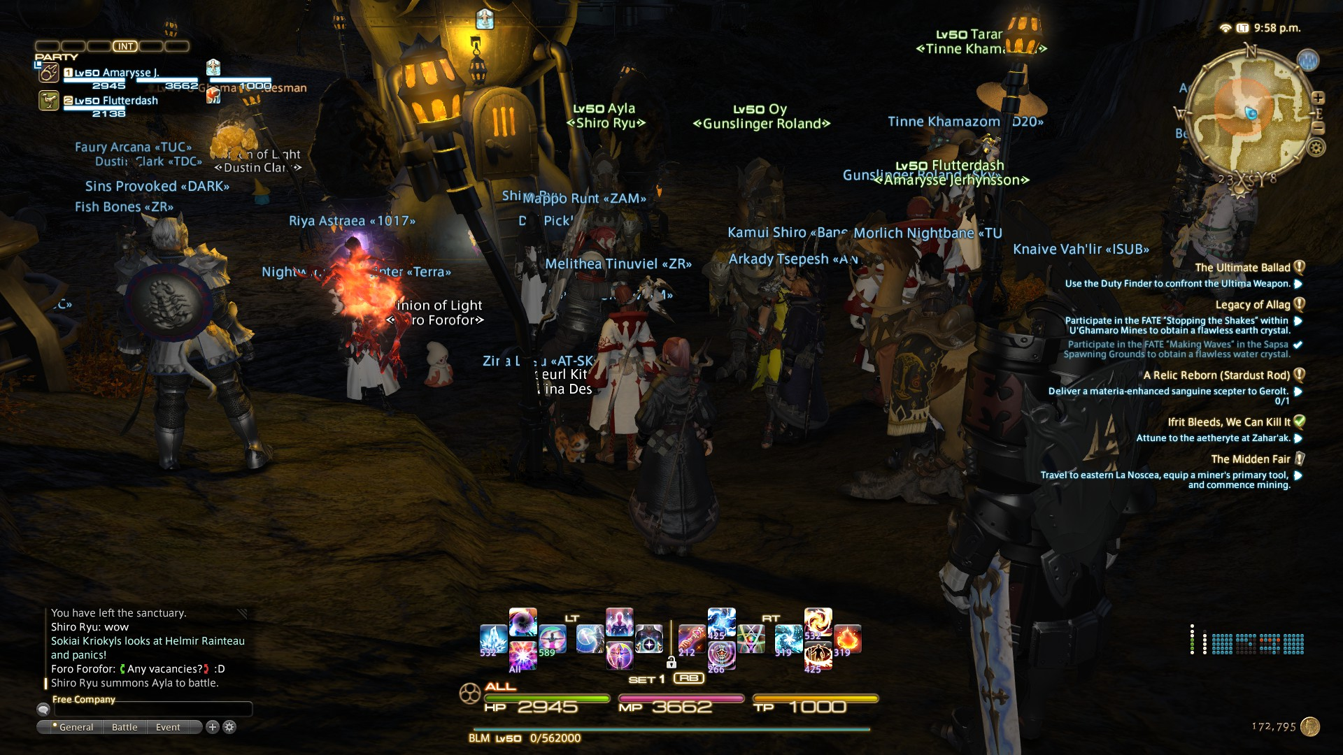 2013 in Review: Final Fantasy XIV: The Game of the Year No