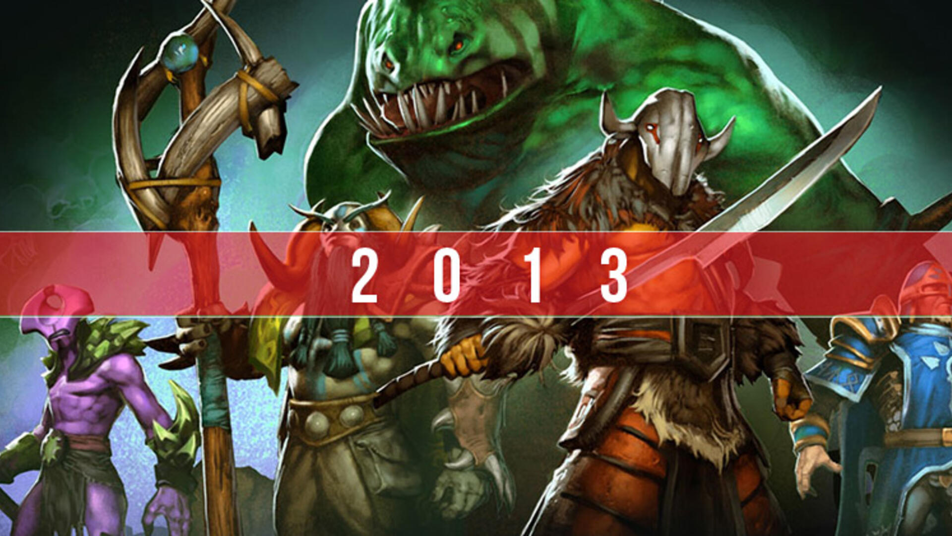 2013 in Review: Why Being the Game No One Actually Wins is So Good For Dota 2