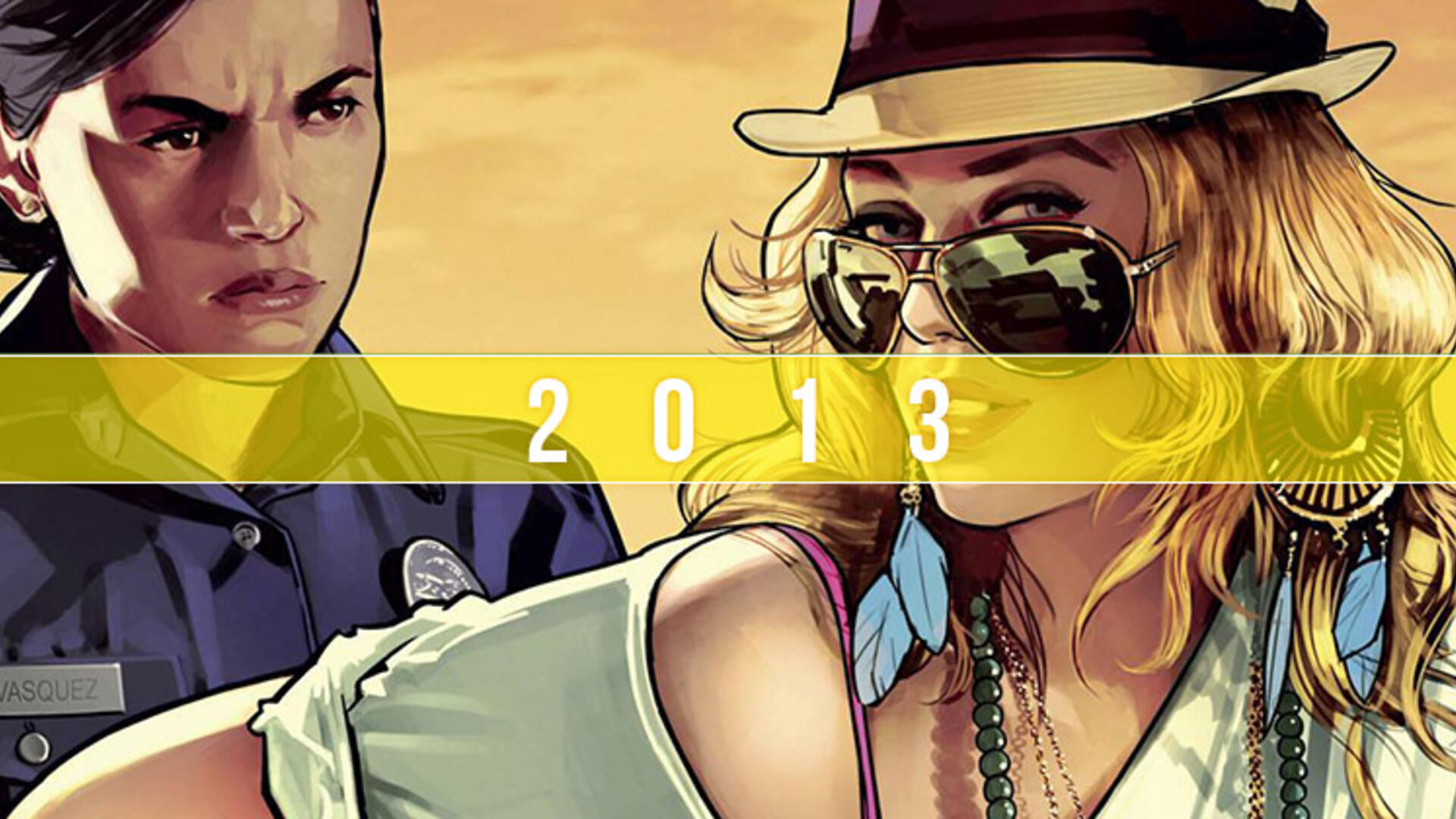 2013 in Review: Grand Theft Auto V: An Ugly Journey Through a Beautiful World