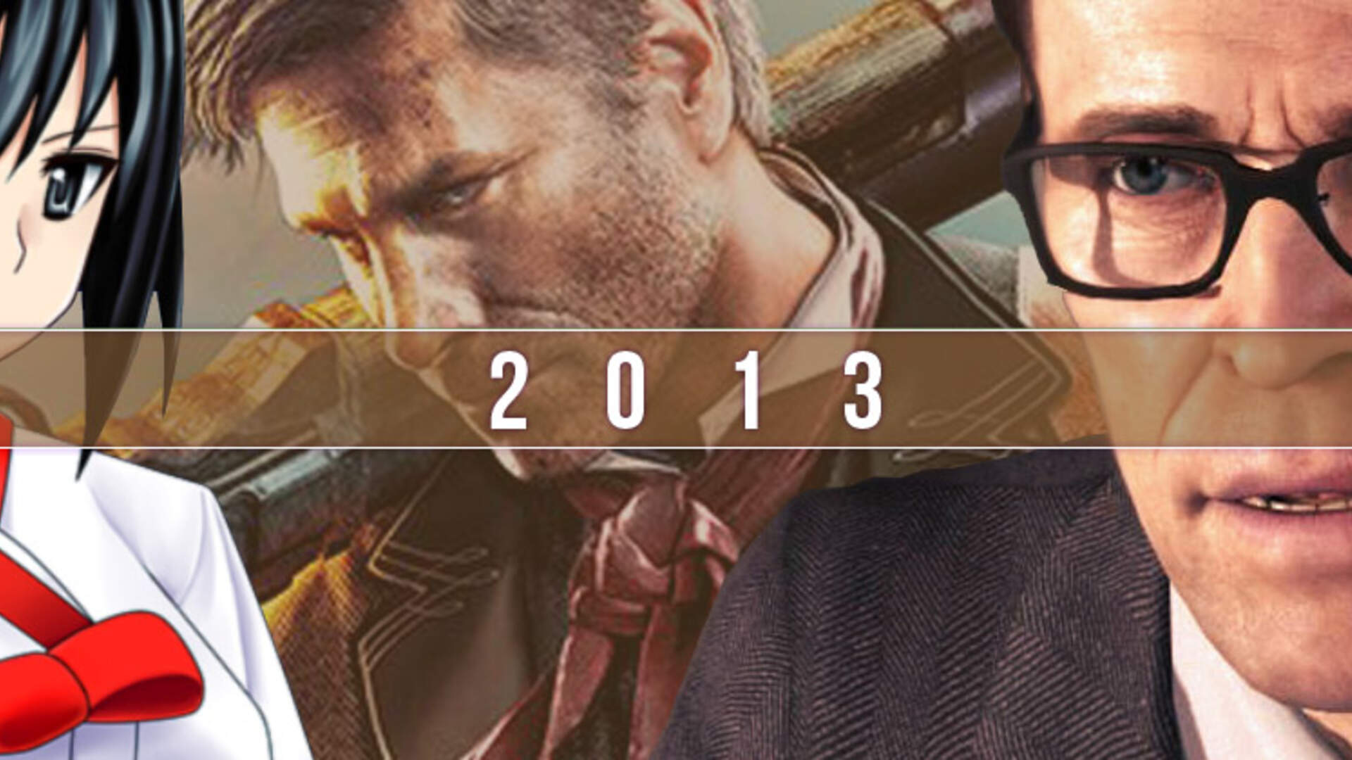2013 in Review: The State of Narrative in Games