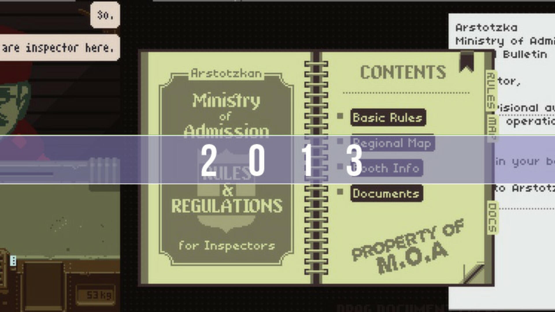 2013 in Review: Why I'll Never Finish Papers, Please