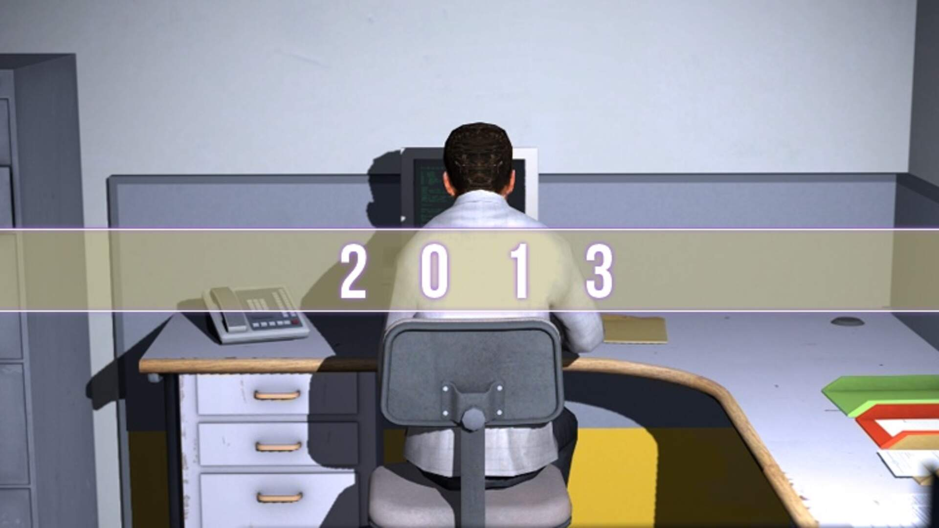 2013 in Review: Narrative and Consequence in The Stanley Parable