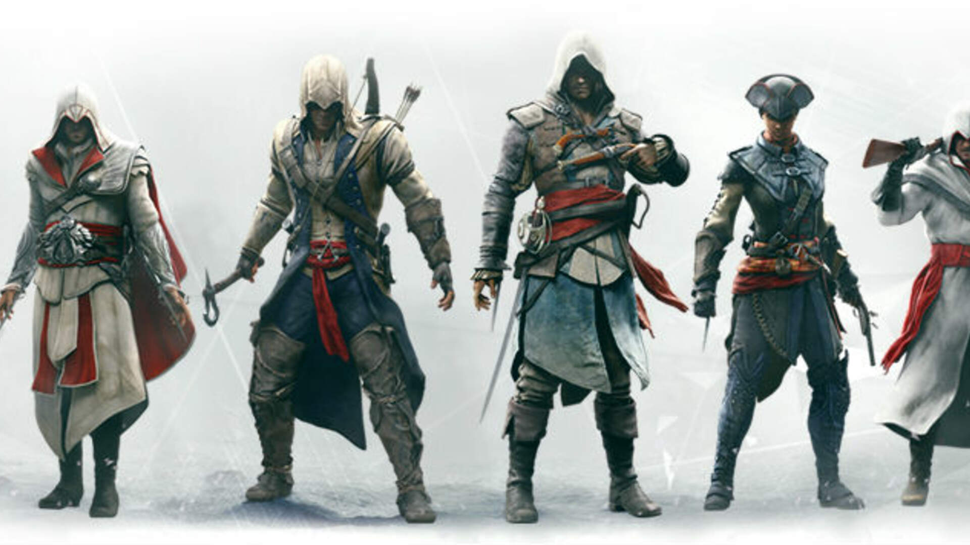 "Assassin's Creed III's Connor Has ""Played His Part"""