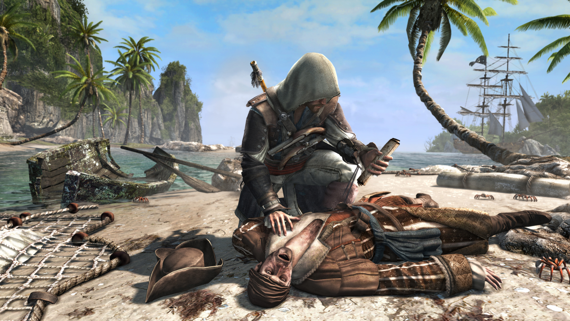 Assassin's Creed 4 Walkthrough: How to Complete Sequences 04, 05 and 06 |  USgamer